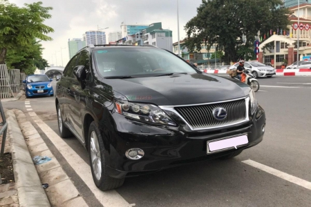 Lexus RX450h model 2011, nhập Mỹ, full option